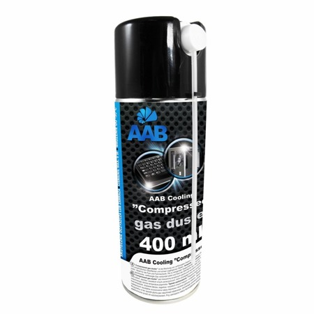 AAB Cooling Compressed gas duster 400ml