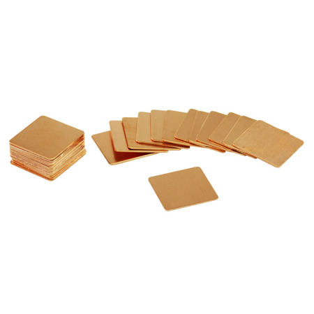 AAB Cooling Copper Pad 15x15x0.3