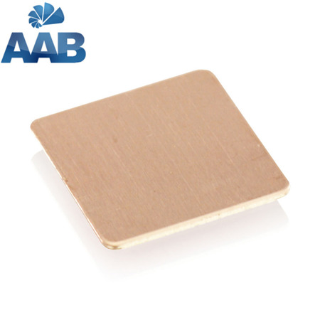 AAB Cooling Copper Pad 15x15x0.8