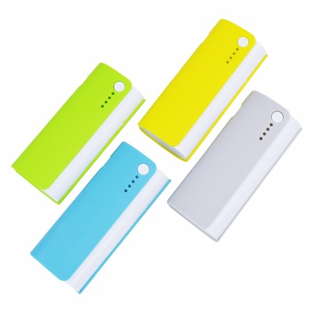 NonStop PowerBank Ammo Szary 4400mAh